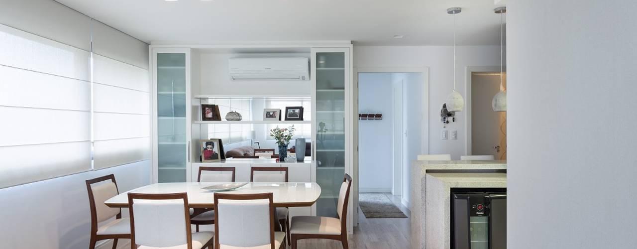 GPG - 2015 - Projeto de Interiores Salas de jantar modernas por Kali Arquitetura Moderno