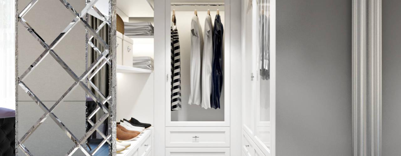 Dressing room by Дарья Баранович Дизайн Интерьера