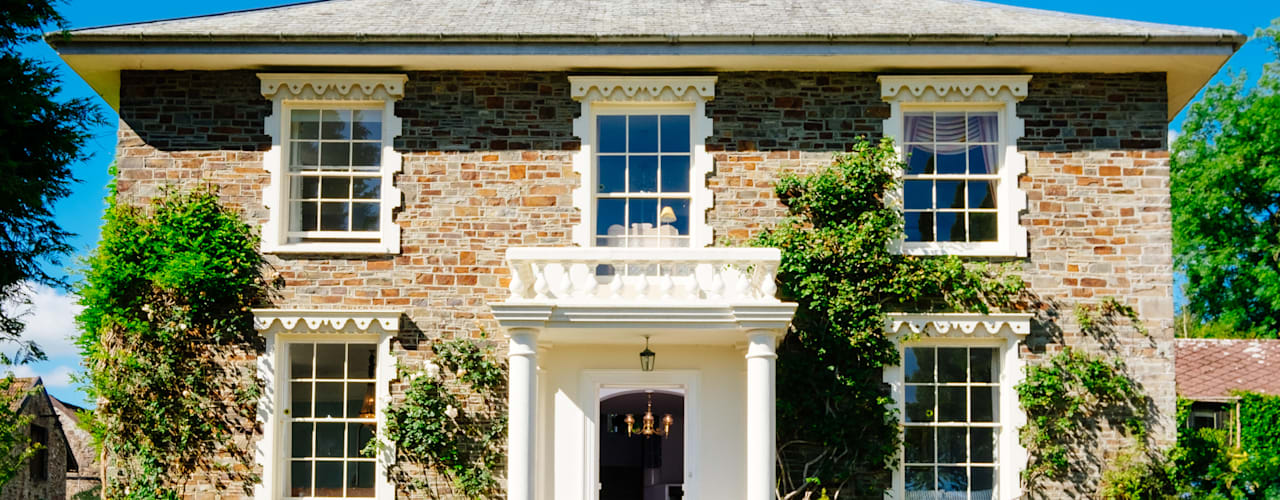 The Downes, Instow | North Devon Country style house by Perfect Stays Country