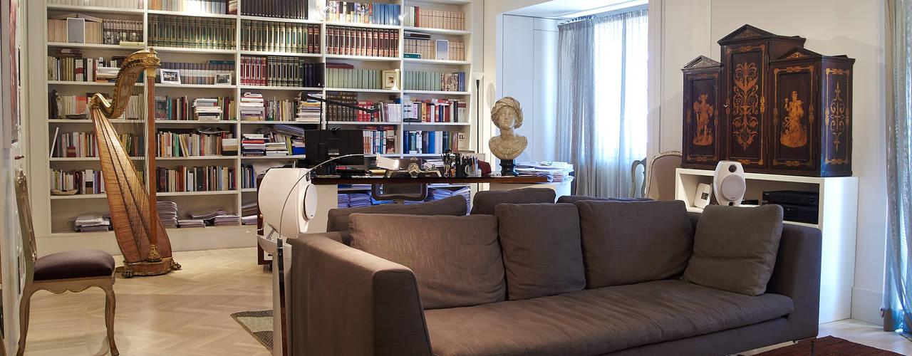 Salon moderne par in&outsidesign Moderne