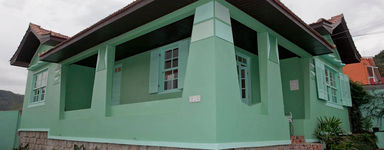 Nhà by CMSP Arquitetura + Design