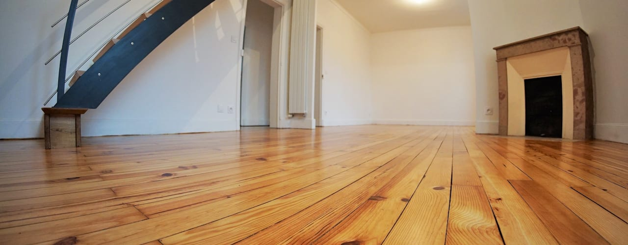 Rénovation Duplex: Salle à manger de style  par immodeal63