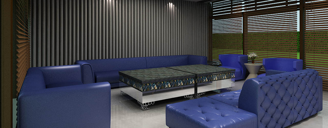 Interiors: asian  by S.R. Buildtech – The Gharexperts,Asian