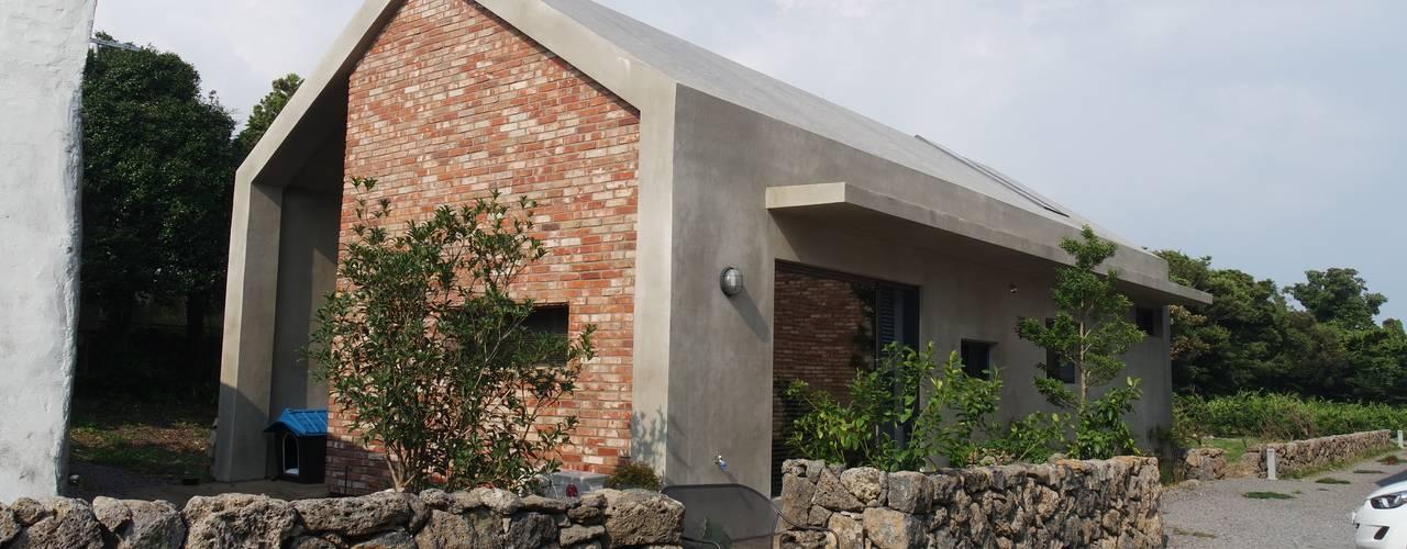 房子 by 아키제주 건축사사무소