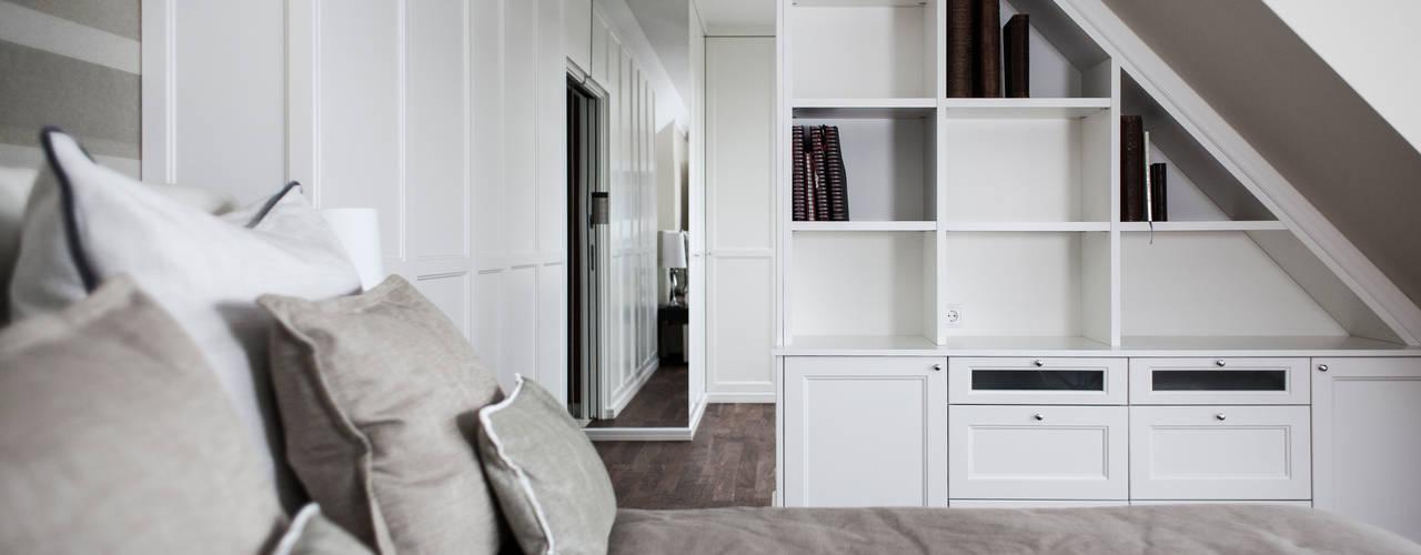 Cordier Innenarchitektur Dormitorios de estilo clásico