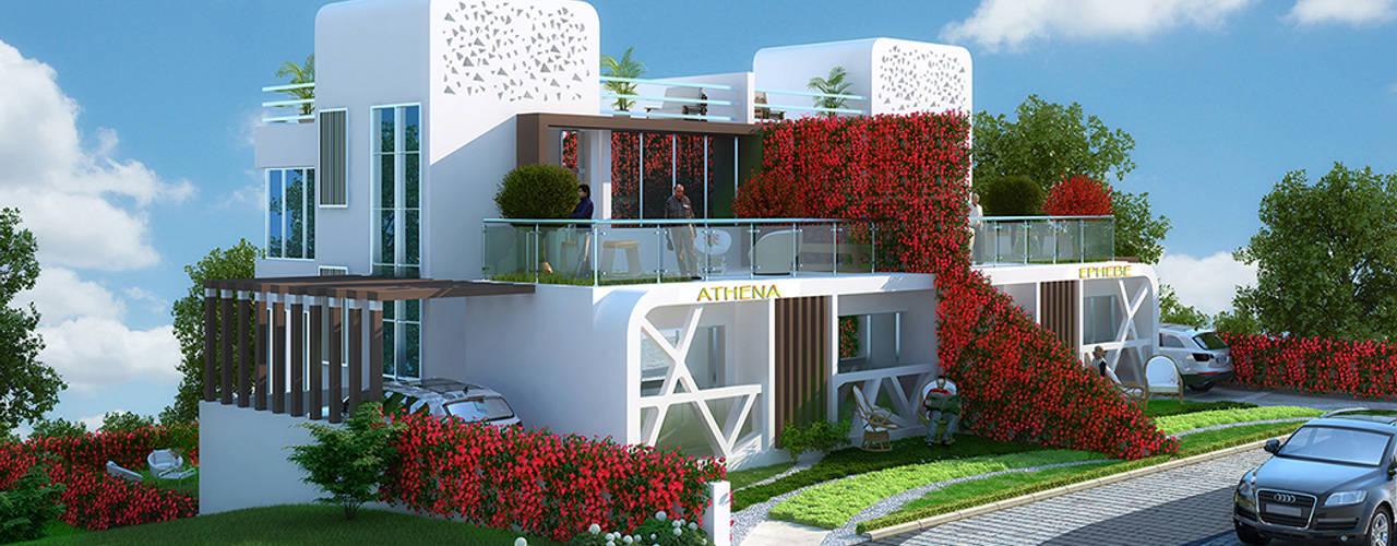 Huizen door AIS Designs