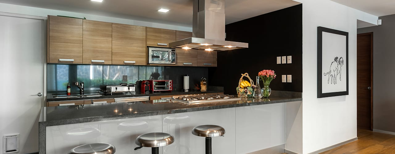 Dapur by MAAD arquitectura y diseño