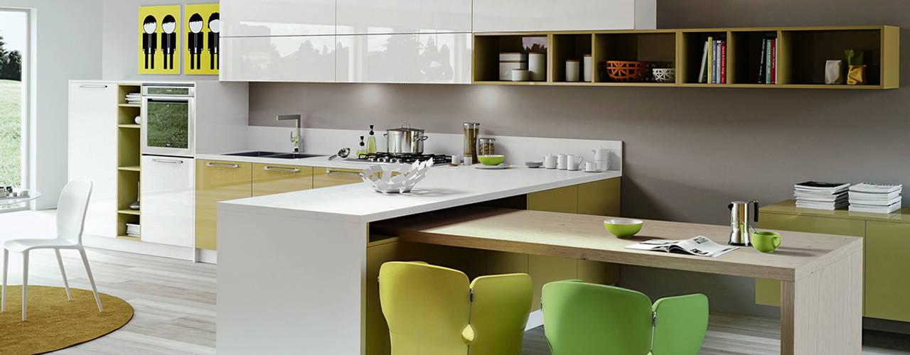 Derya Bilgen – Kitchen:  tarz ,