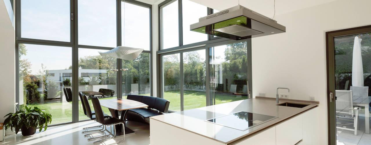 Projekty,  Jadalnia zaprojektowane przez in_design architektur