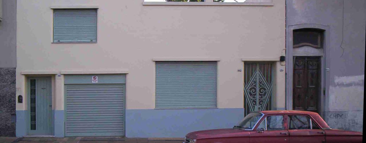 Projekty,  Domy zaprojektowane przez Paula Mariasch - Juana Grichener - Iris Grosserohde Arquitectura, Nowoczesny