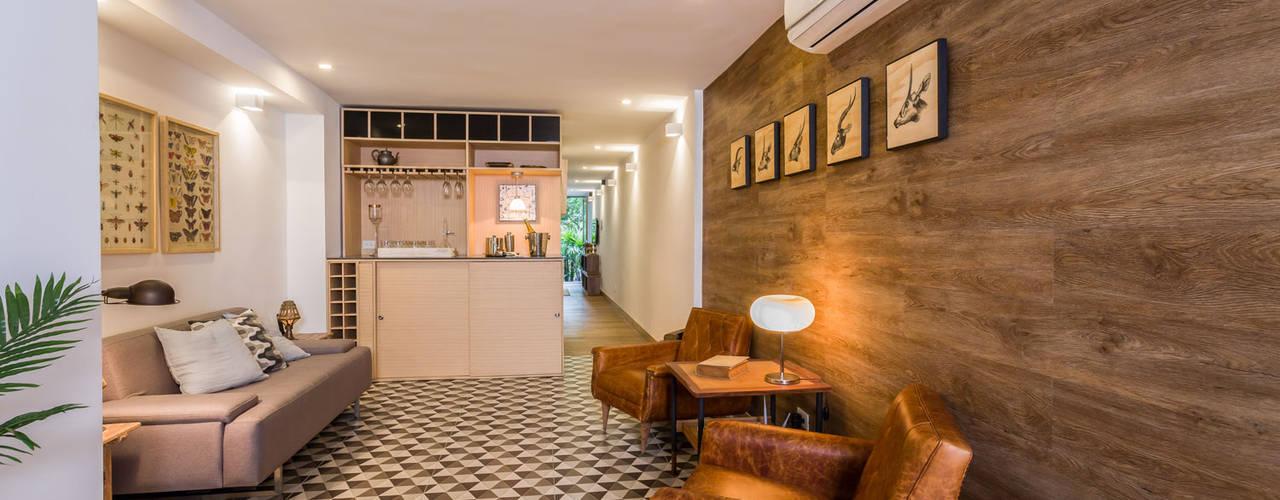 BOSQUES DE PROVENZA PLANTA BAJA ESTUDIO DE ARQUITECTURA Hoteles