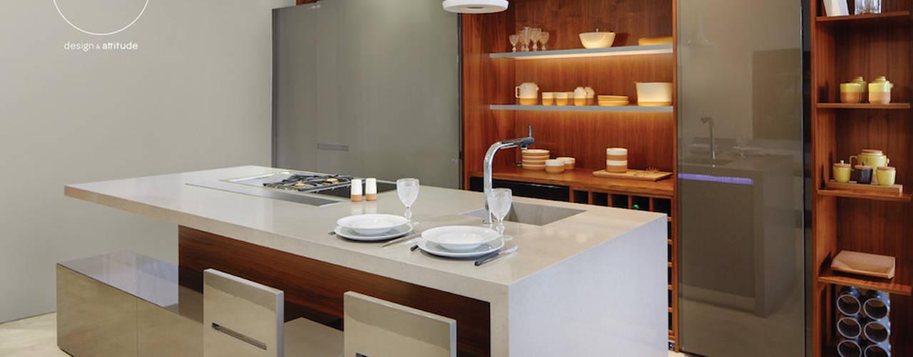 Moderne keukens van FABRI Modern