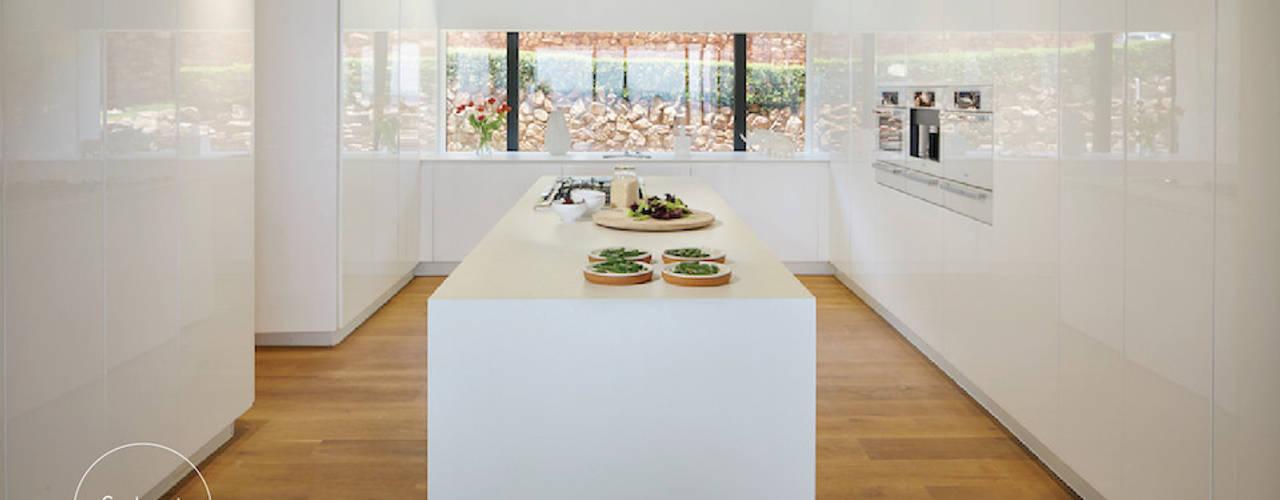 Dapur oleh FABRI, Minimalis