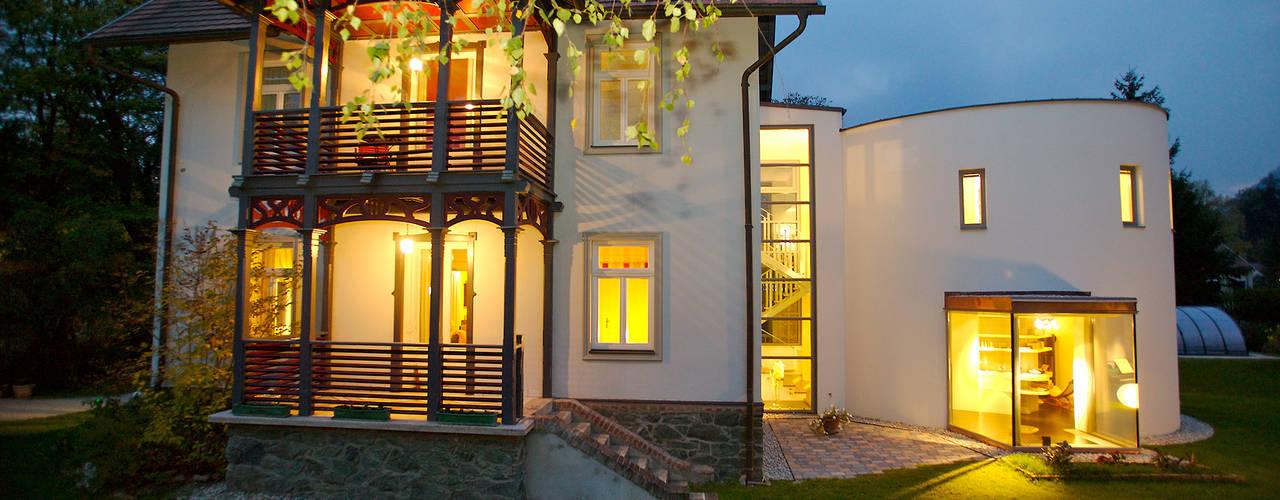 erweiterung einer villa in reichenau an der rax Moderne Häuser von Atelier Fürtner-Tonn Modern