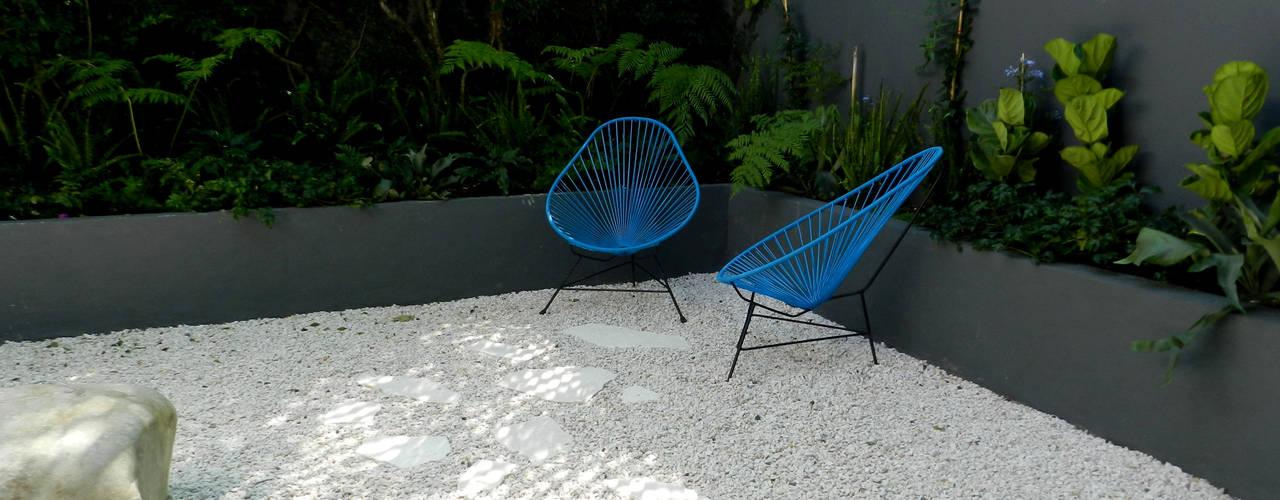 Projekty,  Ogród zaprojektowane przez Paisaje Radical