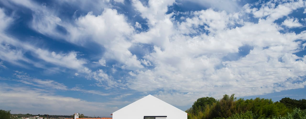 Sítio da Lezíria Modern Houses by Atelier Data Lda Modern