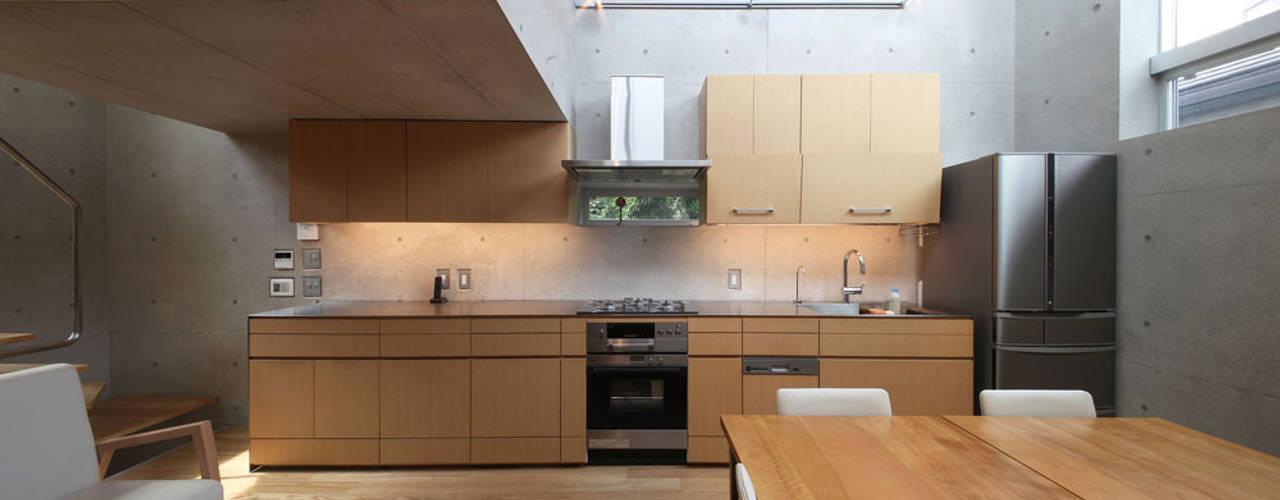 Modern Kitchen by 一級建築士事務所アトリエソルト株式会社 Modern