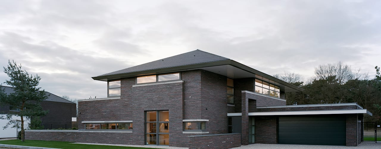 Houses by Engelman Architecten BV