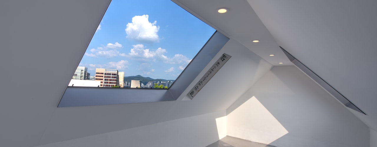 Modern windows & doors by mlnp architects Modern