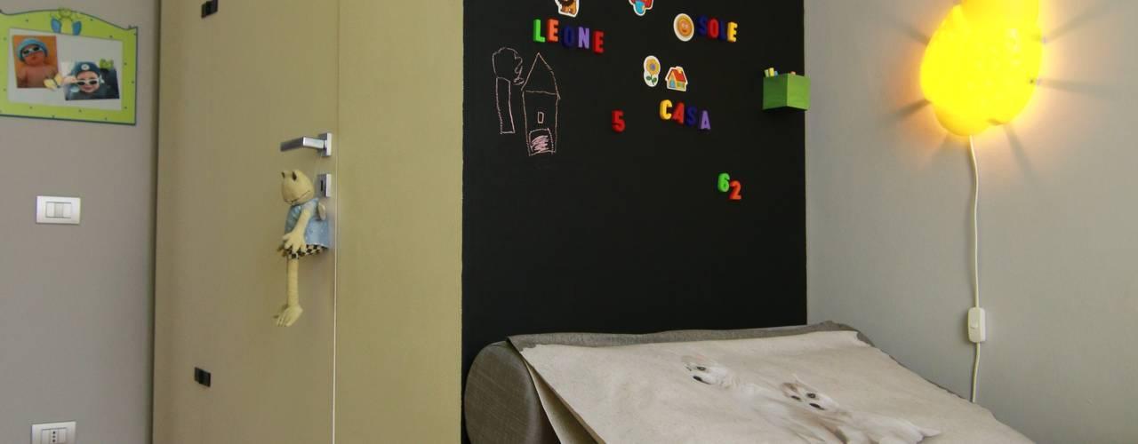 Il ranocchio e la casetta Arching - Architettura d'interni & home staging Stanza dei bambini moderna