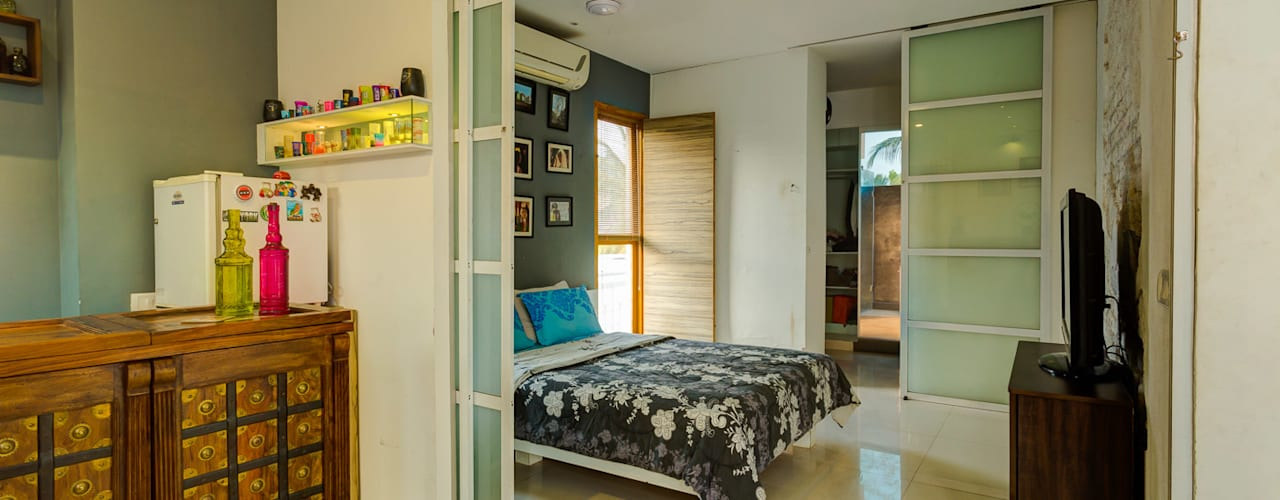 Kamar Tidur by Ink Architecture