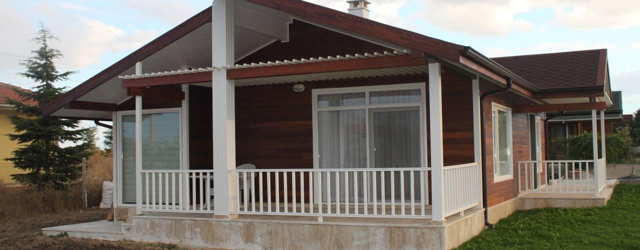 Houses by Kuloğlu Orman Ürünleri,