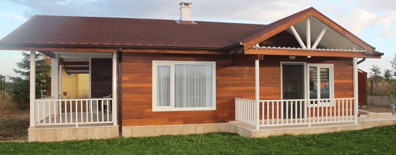 Country style house by Kuloğlu Orman Ürünleri Country