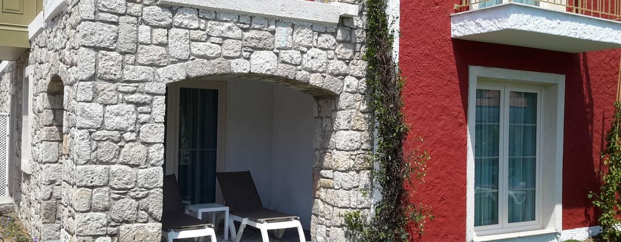 Mediterranean style house by Celebi Yapı Mediterranean