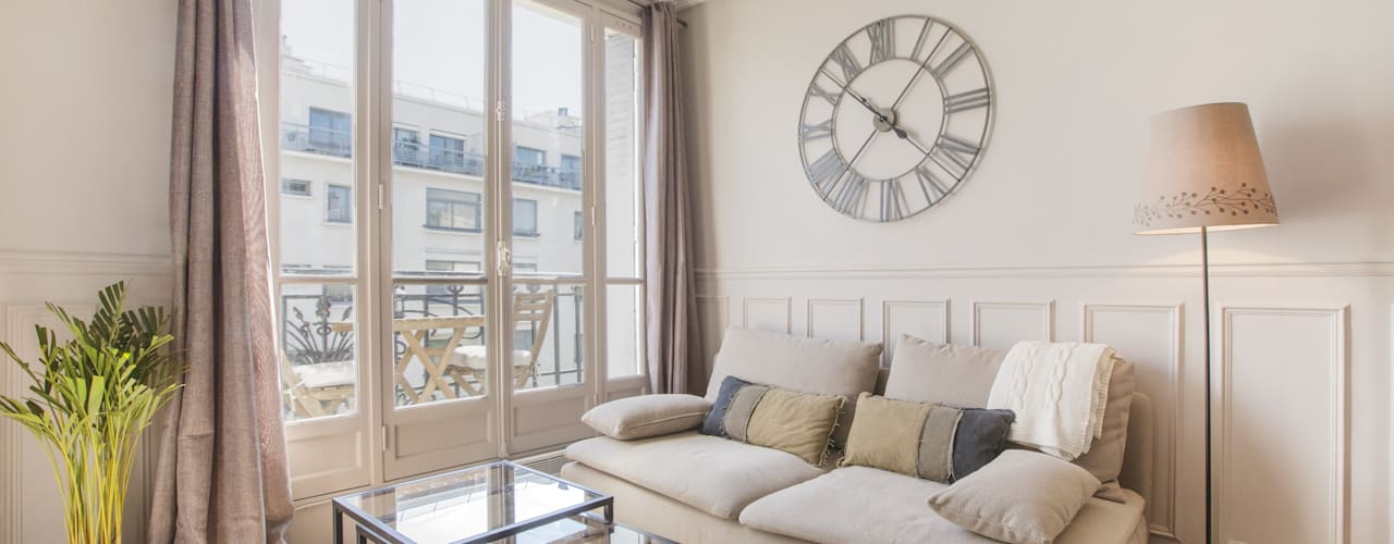 Living room by cristina velani