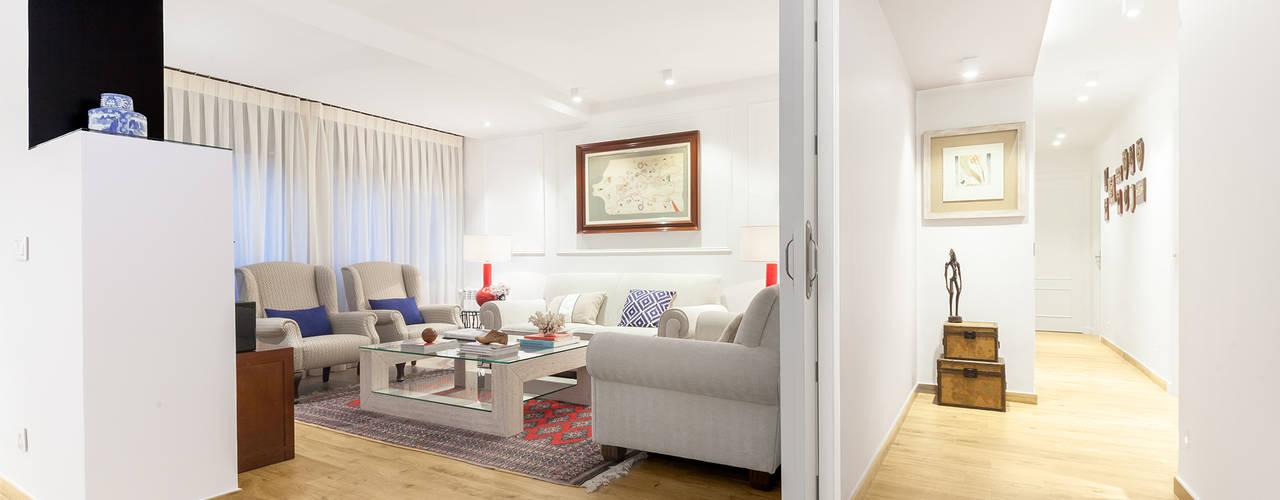 Living room by itta estudio