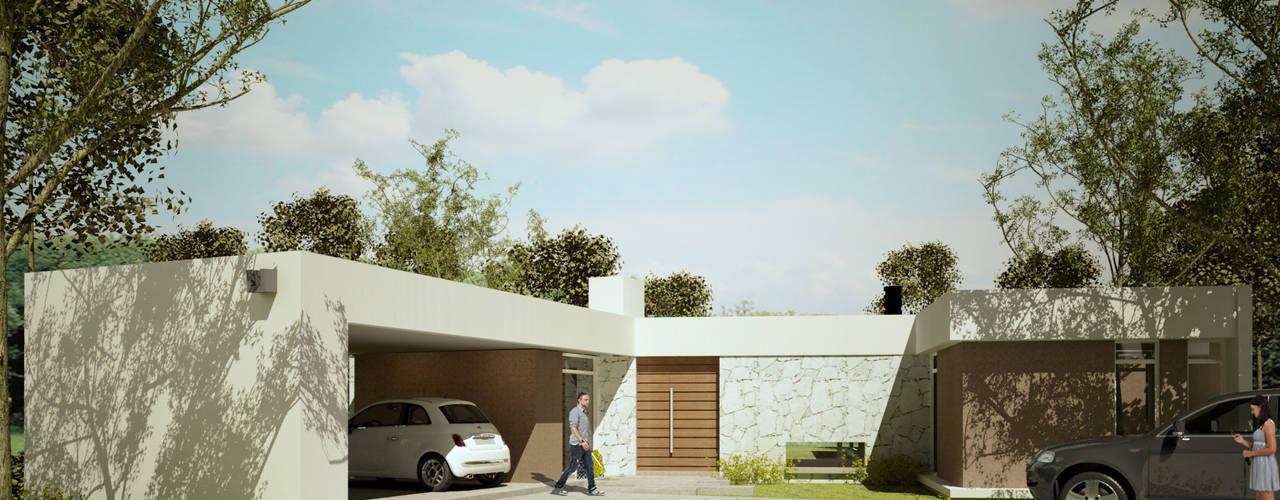 de estilo  por Dsg Arquitectura ,