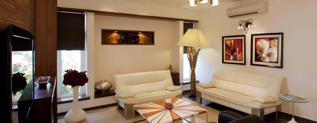 Prabu Shankar Photography Moderne Wohnzimmer