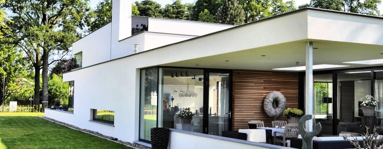 Casas  por FWP architectuur BV