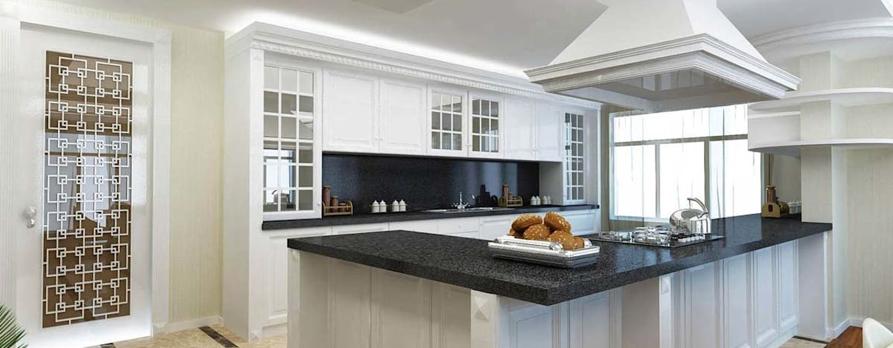 Kitchen by HİSARİ DESIGN STUDIO
