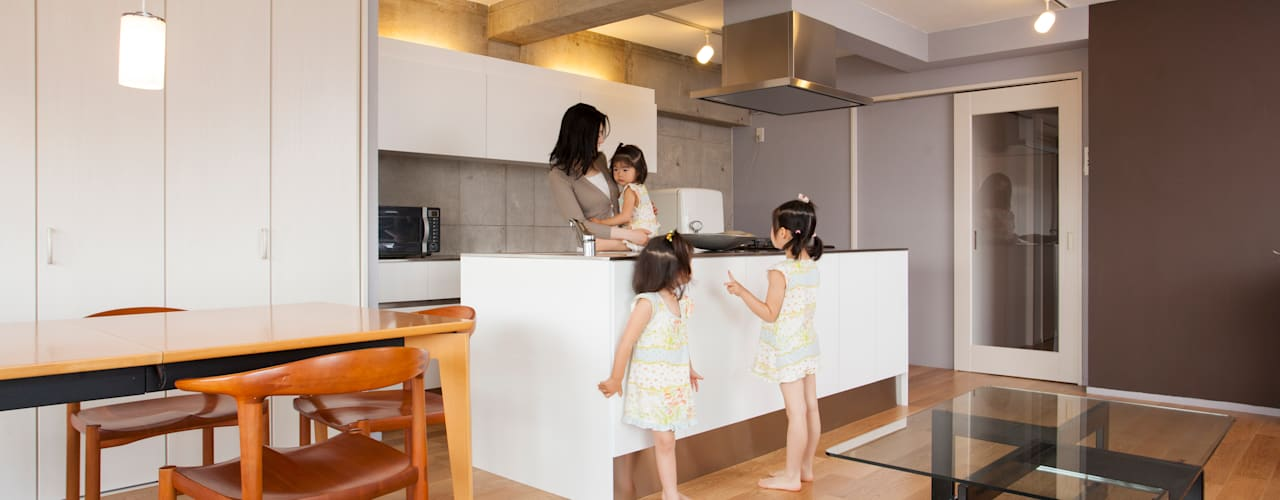 Kitchen by 株式会社インテックス, Industrial