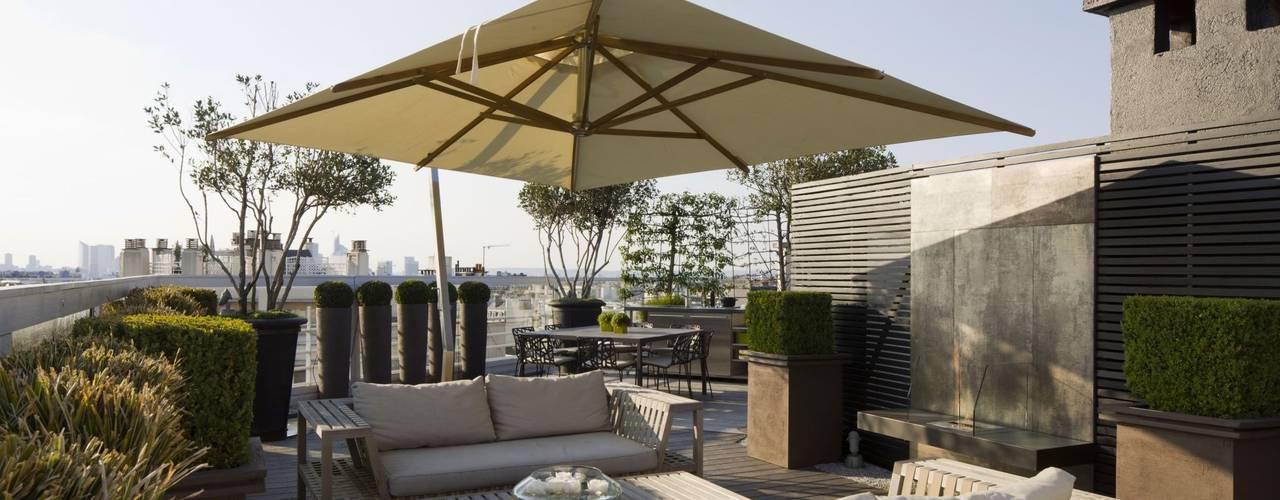 Patios & Decks by Ecologic City Garden - Paul Marie Creation