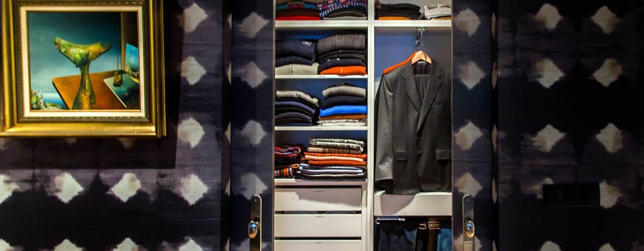 غرفة الملابس تنفيذ Belén Sueiro,
