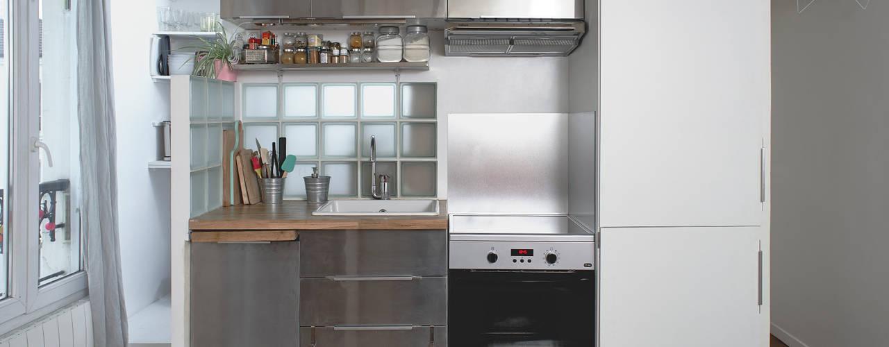 Cocinas de estilo  por Croisle Architecture