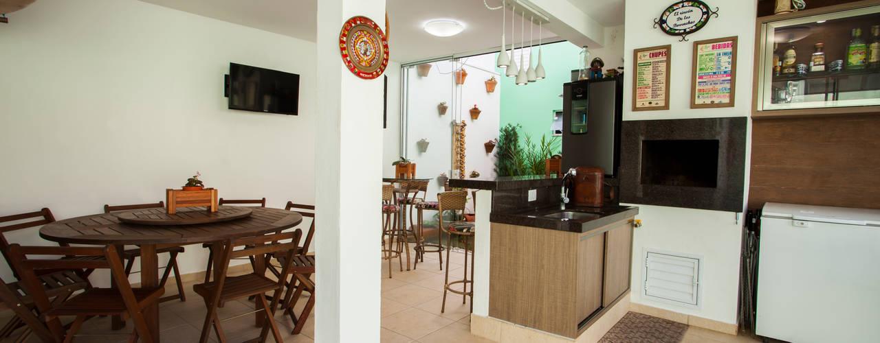 Projekty,   zaprojektowane przez Janete Krueger Arquitetura e Design