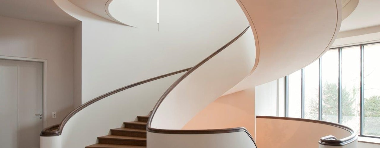 Nautilus Treppen GmbH&Co.KGが手掛けた廊下 & 玄関