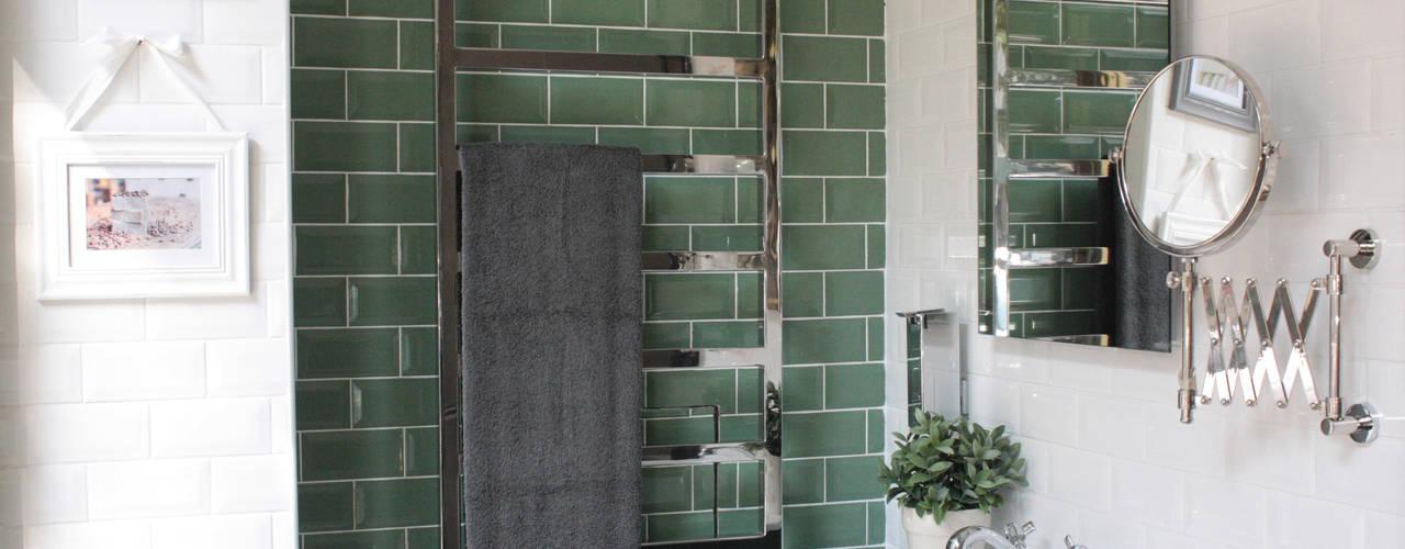 Baños de estilo clásico de TONS DE BANHO Clásico
