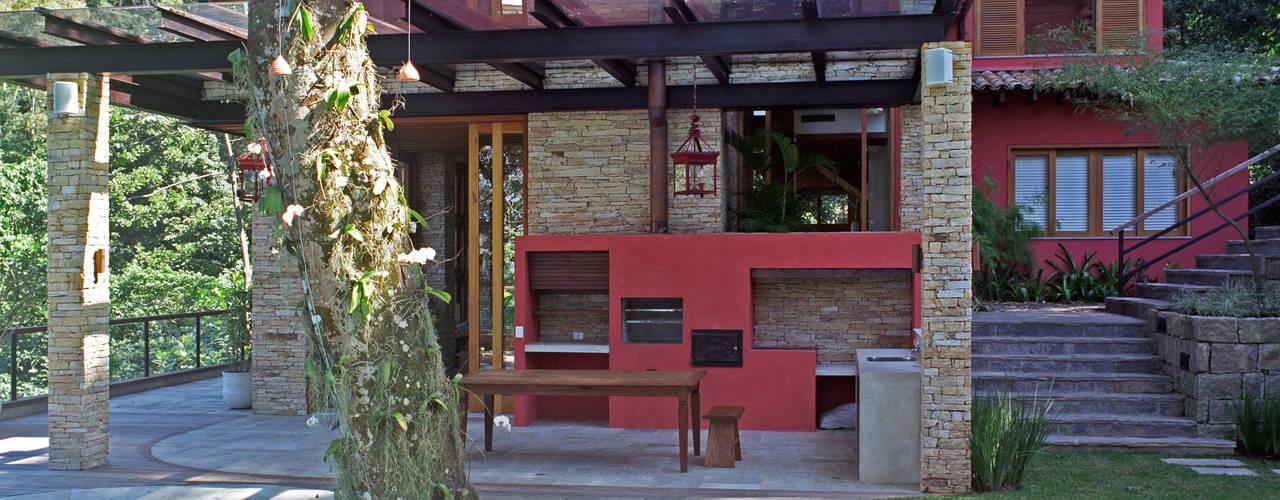 Casa Gávea por Maria Claudia Faro Tropical