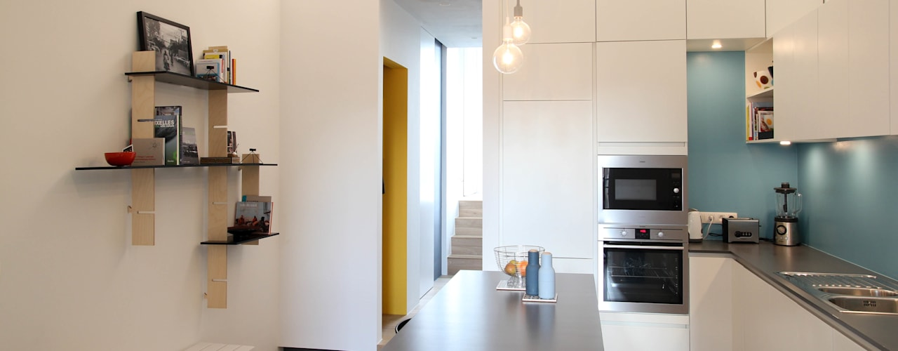 Kitchen by Alizée Dassonville | architecture