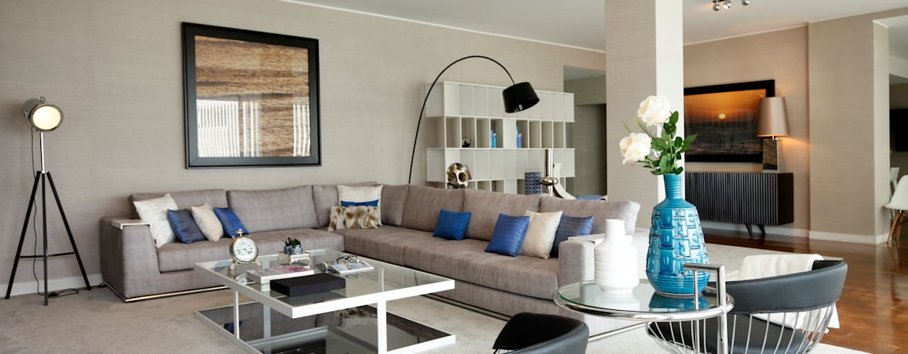 Living room by Susana Camelo, Modern