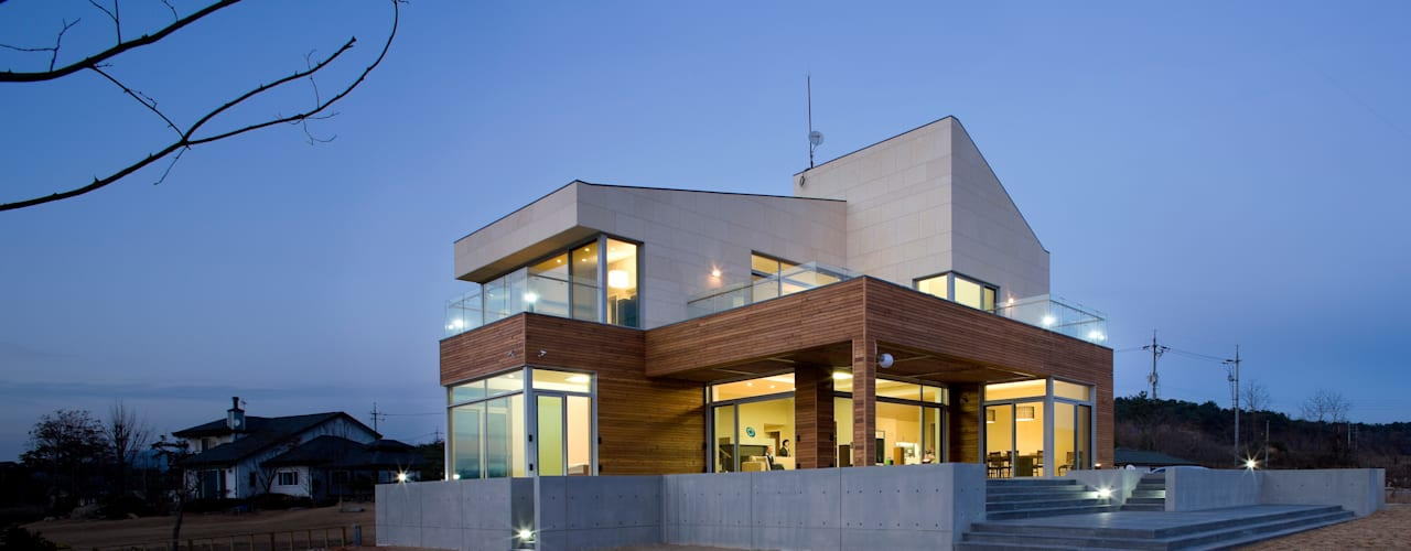 modern Houses by craft design