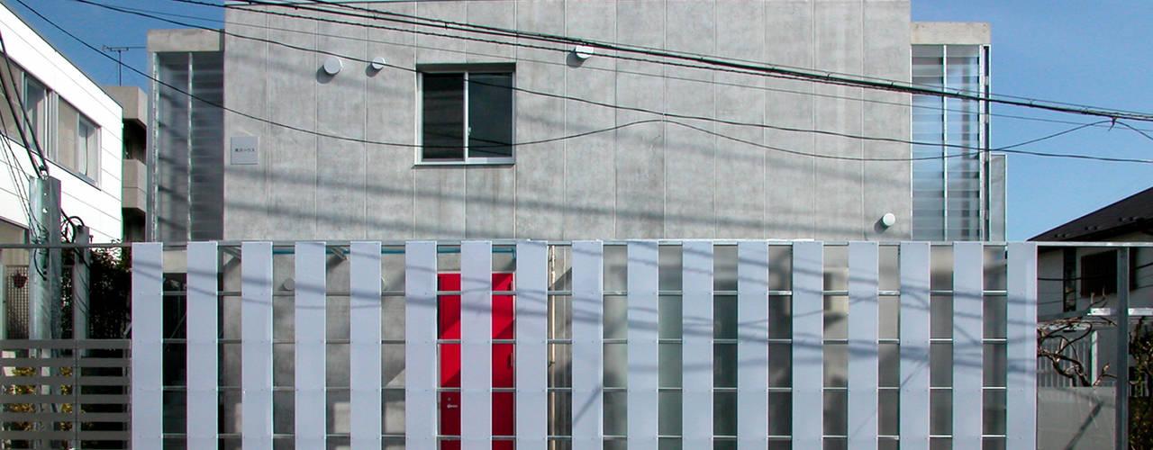 Modern houses by ユミラ建築設計室 Modern