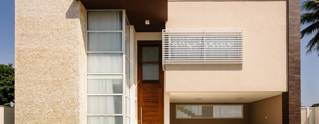 Casas de estilo  por Renata Matos Arquitetura & Business
