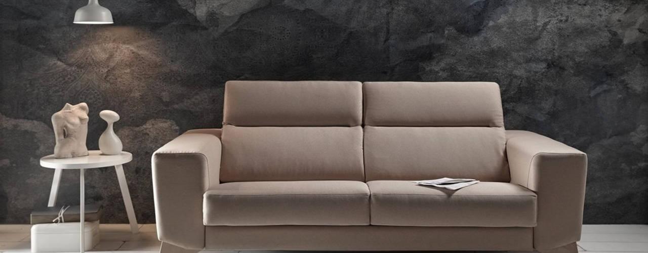 Modelli divani e poltrone for Modelli di divani