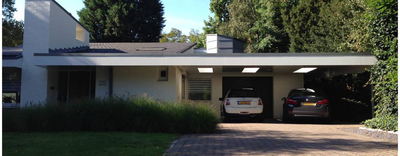 Casas modernas de 2architecten Moderno