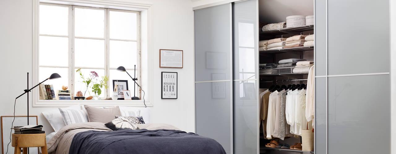 Modern style bedroom by Elfa Deutschland GmbH Modern